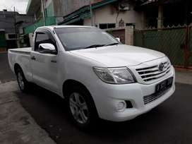 Toyota Hilux 2.5 diesel AC PS pick up 2013 mulus
