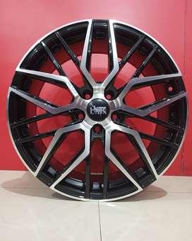 Velg Mobil Ring 20 HSR BOTAIN untuk Chevrolet Captiva, Orlando dll