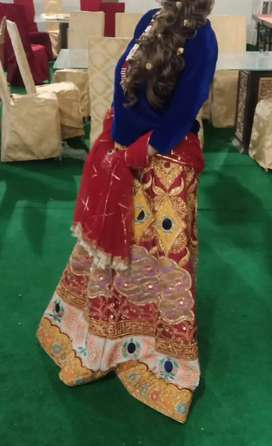 lehnga for event