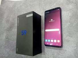 Samsung galaxy S9 4/64 Fullset purple