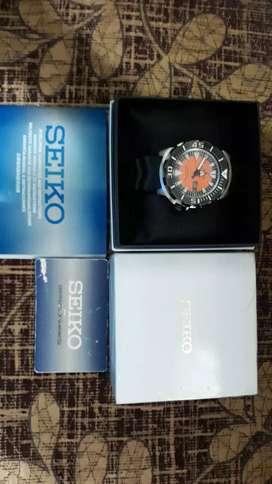 Seiko Monster Orange SRP315K1 SRP315
