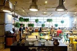 Dibutuhkan Waiters Di Resto Wanalla & Cafe