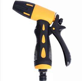 Semprotan Air Steam Cuci Mobil/Motor Spray Water Gun - Yellow