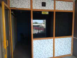 Furnished shop available for rent