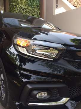 Honda Mobilio RS 1.5 Manual Hitam 2017 (km 17rb)