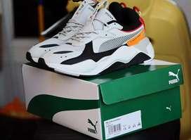 Puma rsx white black orange#LegitLoo
