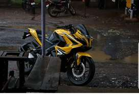 pulsar rs 200 good condition 2nd owner