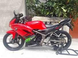 Kinclong dijual ninja krr 2013 tgl 18/1/2020
