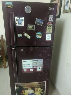 LG Double Door  Fridge 260 Litres