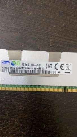 HP 32-GB (1x32GB) SDRAM LR DIMM