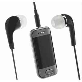 AyooDropship - Bluetooth 4.1 Receiver for Earphone - Black