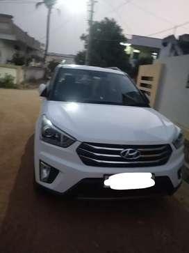 Hyundai Creta 2018 Diesel Well Maintained