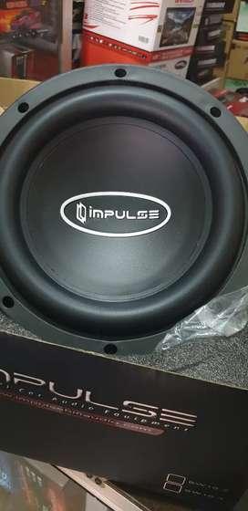Subwofer Impulse 10inc Sw 10.3