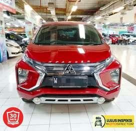 [Lulus Inspeksi] Mitsubishi xpander ultimate 1.5 matic 2018 dp 32 juta