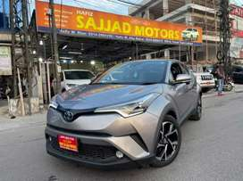 Toyota C-HR Hybrid G Package Push Start Genuine Condition Verifiable