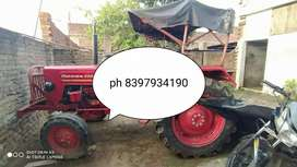 Mahindra Tractor 265 new condition