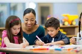 Teacher for children