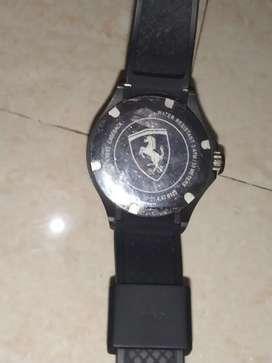 Scuderia Ferrari wrist watch