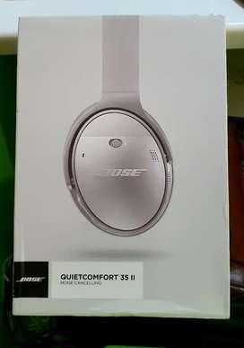 Bose Quote Confort QC35 II Original Silver