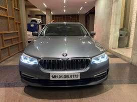 BMW 5 Series 520d Luxury Line, 2018, Diesel