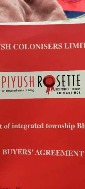 Piyush rosette bhiwadi