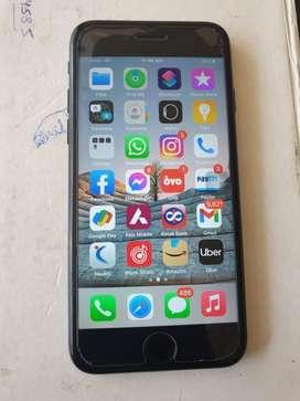 Iphone 7 zet black color 32 gb