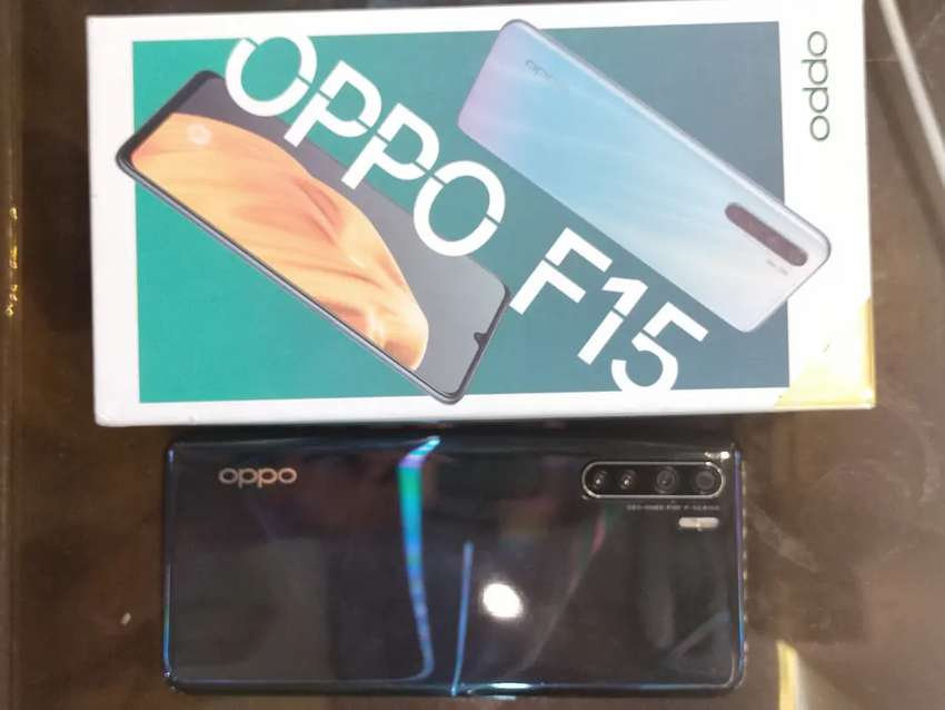Selling OPPO F15 - 8GB - 128 - 10/10 Condition