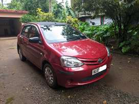 Etios Liva G (13), lady doctor, first owner, excellent condition