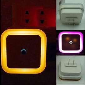 TaffLED Lampu Tidur LED Sensor Cahaya EU Plug
