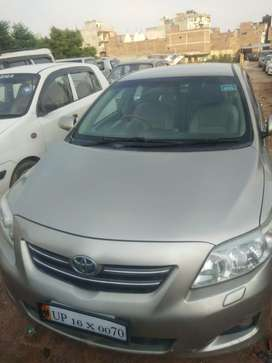 Toyota Corolla Altis 1.8 GL, 2009, CNG & Hybrids