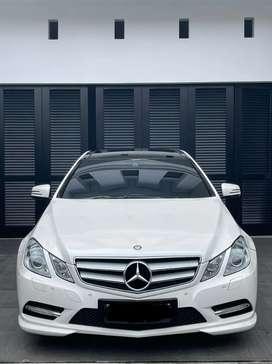 Mercedes Benz E250 Coupe AMG