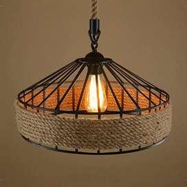 Kap lampu retro kap lampu vintage kap lampu hias kap lampu gantung