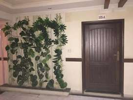 7 Marla Ground portion near highway for Rent
