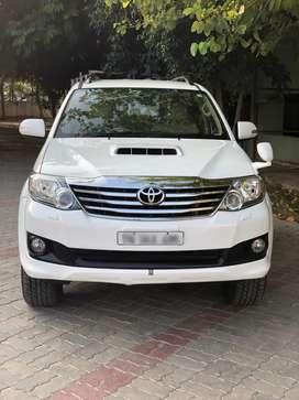 Toyota Fortuner 2014 Diesel 85000 Km Driven