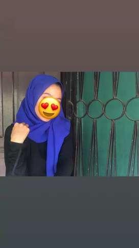 preloved hijab jilbab like new