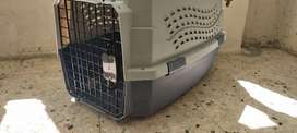 Dog and cat 2 door cage in brand new condition only 2 days old