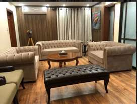 Fully furnished apartment for sale..