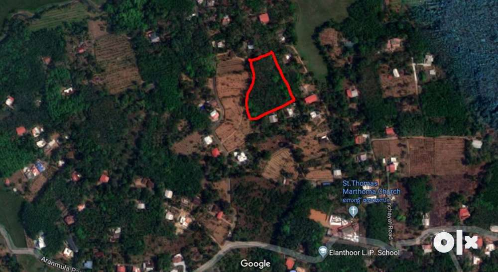 1.06 acre ready to tap bud rubber plantation