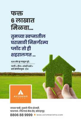 Buy Commercial plots in kolhapur best location