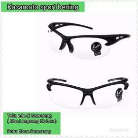 Kacamata sport Bening Kcamata  cocok untuk siang atau malam hari
