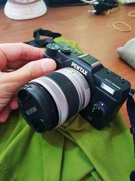 Kamera mirorless pentax q10 bukan nikon canon sony
