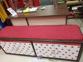 Steelco  brand Secretariat table