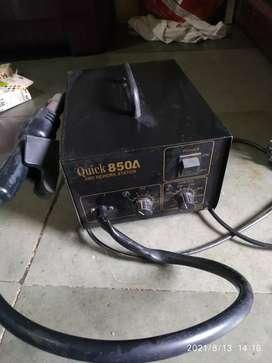 Mobile tv etc reparing machine