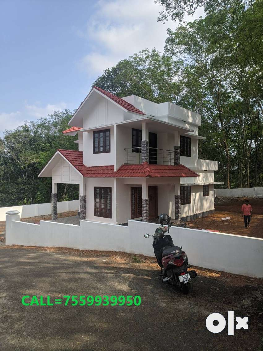 8 Cent New House for Sale @ Mannanam