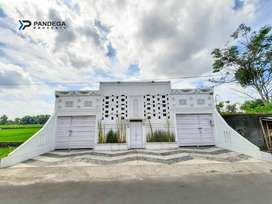 Rumah Mewah Type 450/600 m2 Jl. Godean Km 7 Strategis Lingkungan Aman