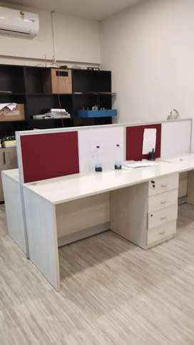 Fully furnished office available Morya bluemoon