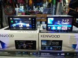 KENWOOD DDX-717WBT [ Bergaransi like new ]