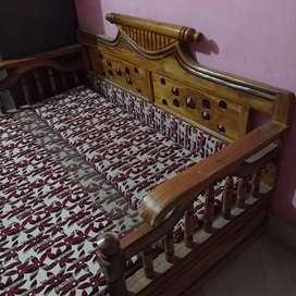 Sofa & Bed