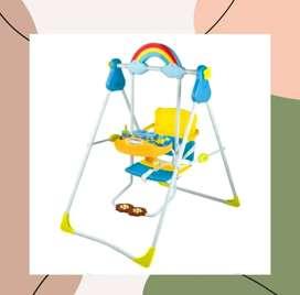 Ayunan bayi Baby swing Pk 707 Pliko