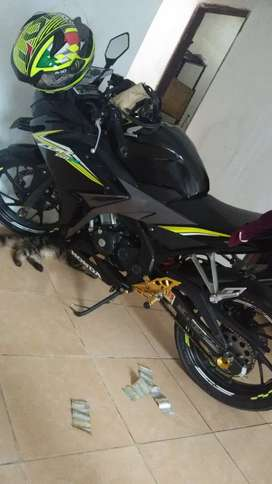 Honda All new CBR 150.R